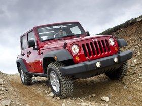 Fotos de Jeep Wrangler Unlimited Rubicon 2010