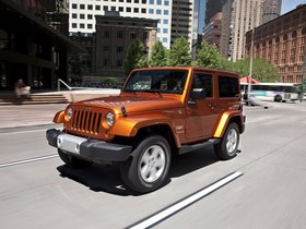 Ver foto 5 de Jeep Wrangler Sahara 2010