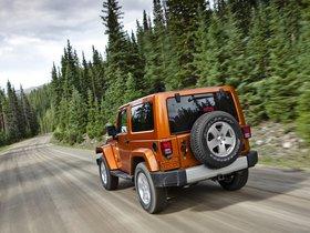 Ver foto 4 de Jeep Wrangler Sahara 2010