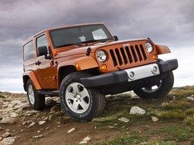 Ver foto 3 de Jeep Wrangler Sahara 2010