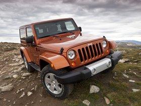 Fotos de Jeep Wrangler Sahara 2010