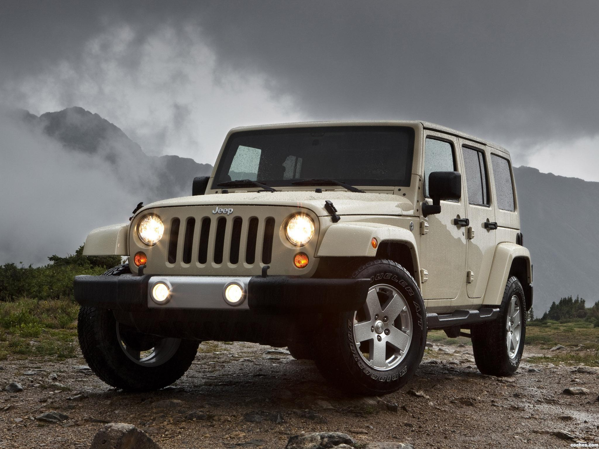 Foto 0 de Jeep Wrangler Sahara Unlimited 2010