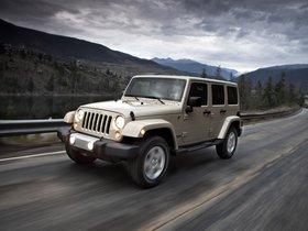 Ver foto 7 de Jeep Wrangler Sahara Unlimited 2010
