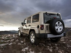 Ver foto 6 de Jeep Wrangler Sahara Unlimited 2010