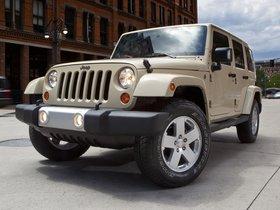 Ver foto 5 de Jeep Wrangler Sahara Unlimited 2010