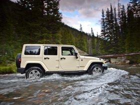 Ver foto 4 de Jeep Wrangler Sahara Unlimited 2010