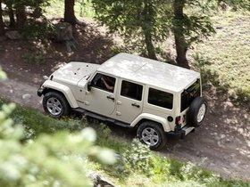 Ver foto 3 de Jeep Wrangler Sahara Unlimited 2010