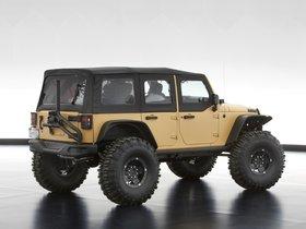 Ver foto 5 de Jeep Wrangler Sand Trooper II Concept 2013