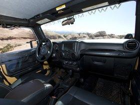 Ver foto 3 de Jeep Wrangler Sand Trooper II Concept 2013