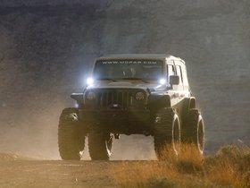 Ver foto 2 de Jeep Wrangler Sand Trooper II Concept 2013