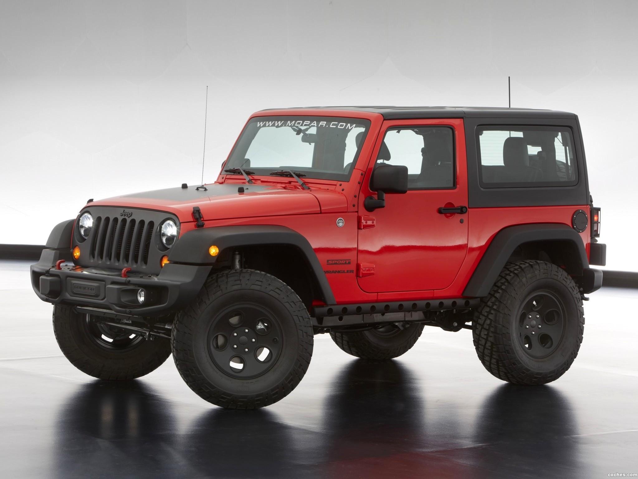 Foto 4 de Jeep Wrangler Slim Concept 2013