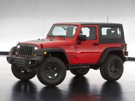Ver foto 5 de Jeep Wrangler Slim Concept 2013