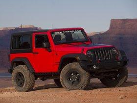 Ver foto 3 de Jeep Wrangler Slim Concept 2013