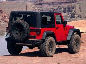 Ver foto 2 de Jeep Wrangler Slim Concept 2013