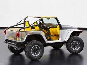 Ver foto 7 de Jeep Wrangler Stitch Concept 2013