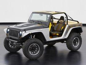 Ver foto 6 de Jeep Wrangler Stitch Concept 2013