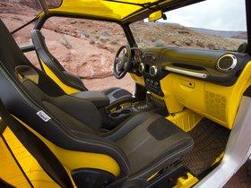 Ver foto 5 de Jeep Wrangler Stitch Concept 2013