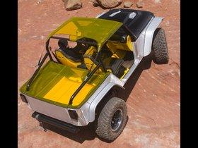 Ver foto 3 de Jeep Wrangler Stitch Concept 2013