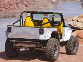Ver foto 2 de Jeep Wrangler Stitch Concept 2013