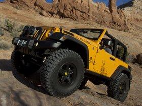 Fotos de Jeep Wrangler Traildozer Concept 2012
