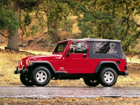 Ver foto 7 de Jeep Wrangler Unlimited 2004
