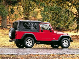 Ver foto 6 de Jeep Wrangler Unlimited 2004