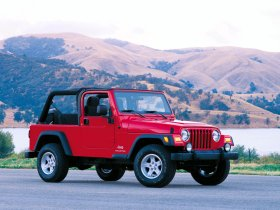 Ver foto 5 de Jeep Wrangler Unlimited 2004