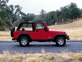 Ver foto 4 de Jeep Wrangler Unlimited 2004