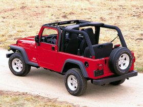 Ver foto 3 de Jeep Wrangler Unlimited 2004