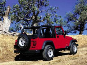 Ver foto 2 de Jeep Wrangler Unlimited 2004