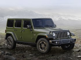 Ver foto 3 de Jeep Wrangler Unlimited 75th Anniversary 2016