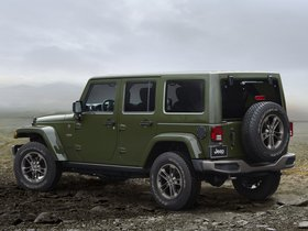 Ver foto 2 de Jeep Wrangler Unlimited 75th Anniversary 2016