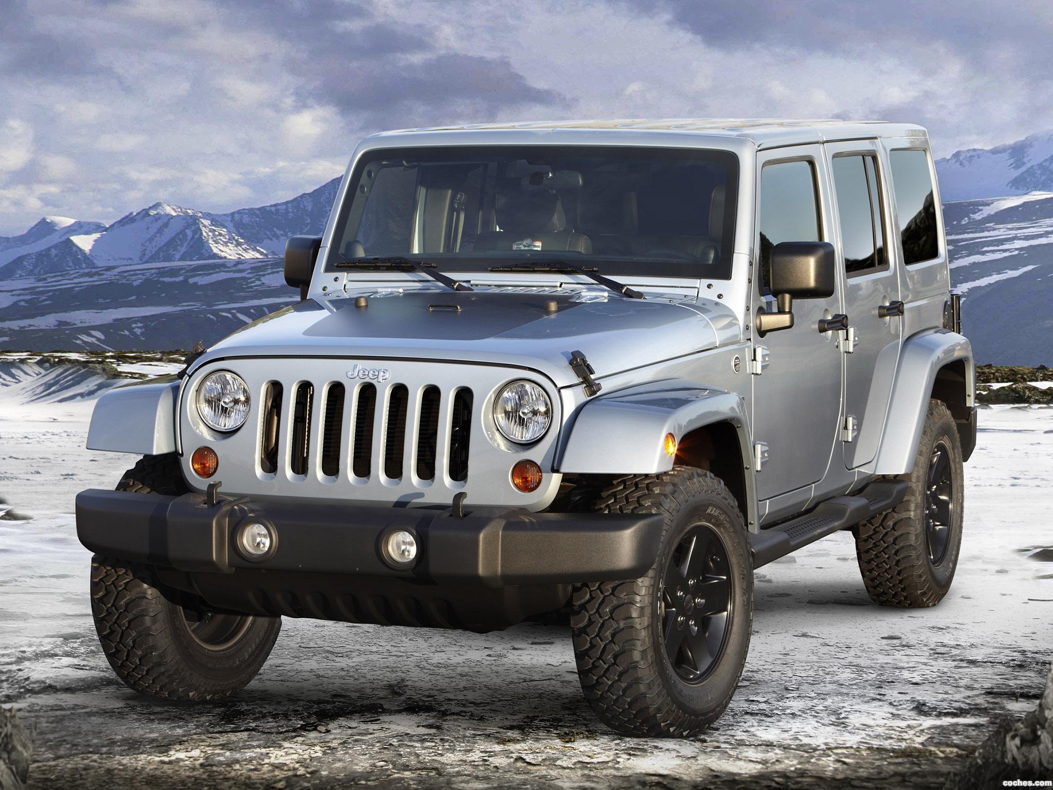 Foto 5 de Jeep Wrangler Unlimited Arctic 2012
