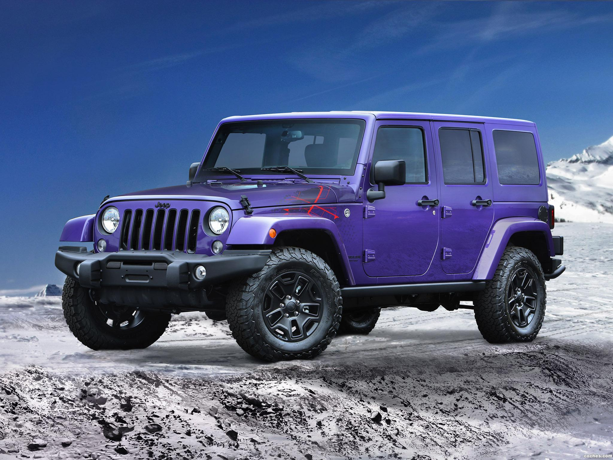 Foto 0 de Jeep Wrangler Unlimited Backcountry 2015