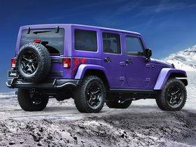 Ver foto 2 de Jeep Wrangler Unlimited Backcountry 2015