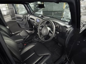 Ver foto 14 de Jeep Wrangler Unlimited Blackhawk 2015