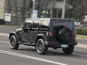 Ver foto 4 de Jeep Wrangler Unlimited Blackhawk 2015