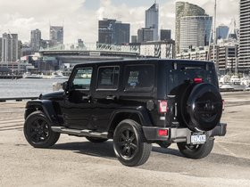 Ver foto 2 de Jeep Wrangler Unlimited Blackhawk 2015