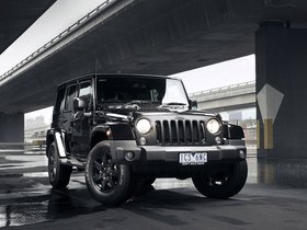 Ver foto 1 de Jeep Wrangler Unlimited Blackhawk 2015
