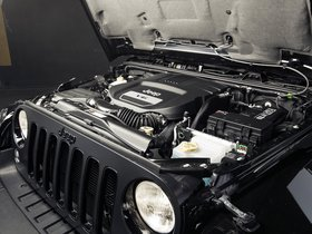 Ver foto 11 de Jeep Wrangler Unlimited Blackhawk 2015