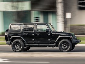 Ver foto 8 de Jeep Wrangler Unlimited Blackhawk 2015