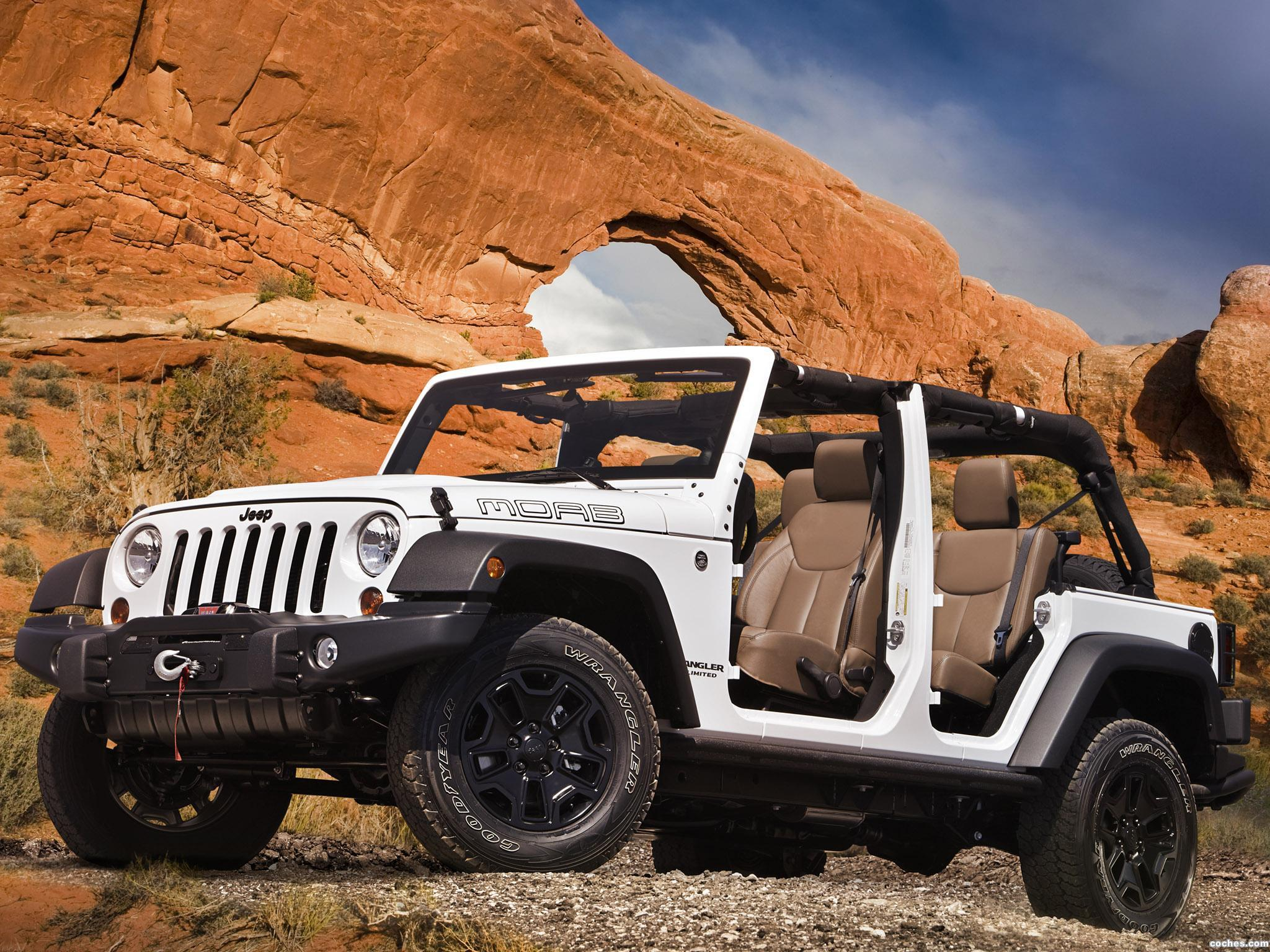 Foto 0 de Jeep Wrangler Unlimited MOAB 2012