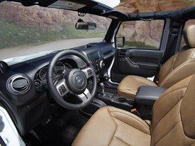 Ver foto 7 de Jeep Wrangler Unlimited MOAB 2012