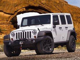 Ver foto 6 de Jeep Wrangler Unlimited MOAB 2012
