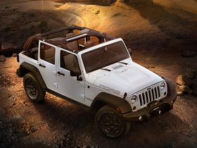 Ver foto 5 de Jeep Wrangler Unlimited MOAB 2012