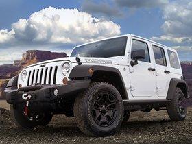 Ver foto 4 de Jeep Wrangler Unlimited MOAB 2012