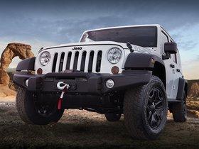 Ver foto 3 de Jeep Wrangler Unlimited MOAB 2012