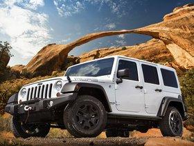 Ver foto 2 de Jeep Wrangler Unlimited MOAB 2012
