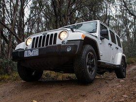 Ver foto 5 de Jeep Wrangler Unlimited Polar Australia 2014