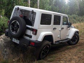 Ver foto 3 de Jeep Wrangler Unlimited Polar Australia 2014